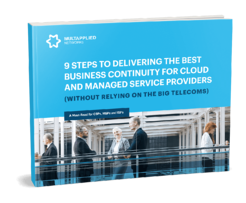 Free Ebook Download - Best Business Continuity Strategy for Cloud and Managed Service Providers