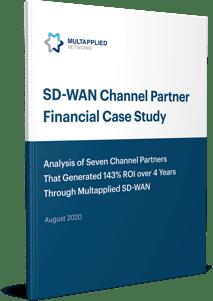 SD-WAN Channel Partner Financial Case Study