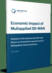 Economic Impact of Multapplied SD-WAN